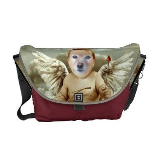 Fox Is A Cherub #2 Courier Bag