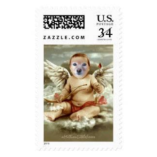 Fox Is A Cherub #2 Postage