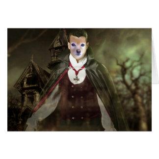 Fox Is Dracula Card