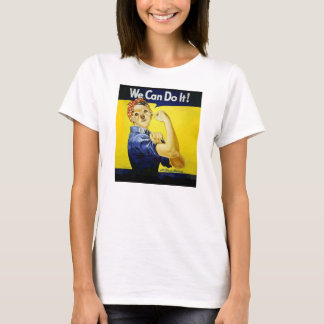 Fox Is Rosin The Riveter T-Shirt