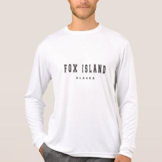 Fox Island Alaska T-Shirt