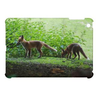 Fox Kits iPad Mini Cover