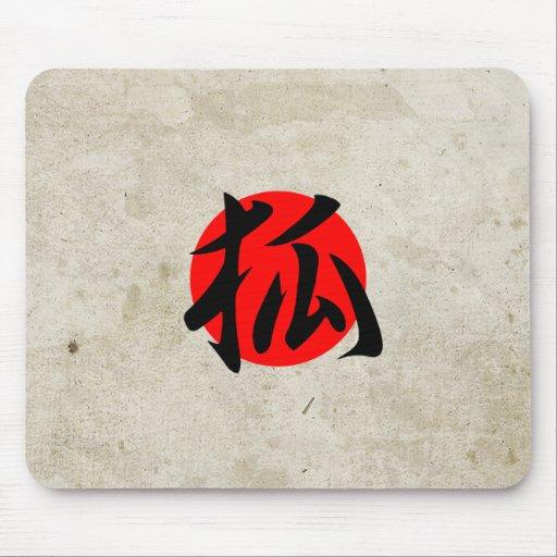Fox - Kitsune Mouse Pad