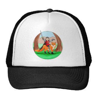 Fox Knight of Mythdale Forest Trucker Hat