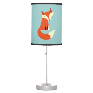 Fox Table Lamps