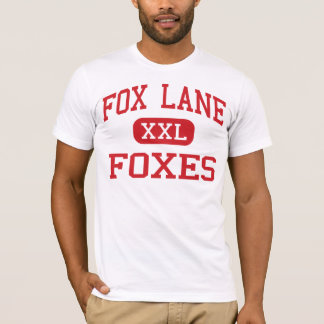 Fox Lane - Foxes - High School - Bedford New York T-Shirt