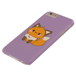 Fox lindo funda para iPhone 6 plus barely there