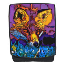 Fox - Live the Wild Life / Backpack