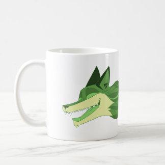 Fox Live Wildly Green Coffee Mug