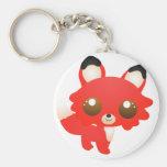 Fox Llavero Personalizado