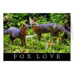 FOX LOVE CARDS