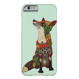 fox love mint barely there iPhone 6 case