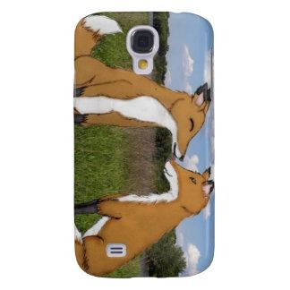 Fox Lovers Samsung S4 Case