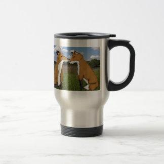 Fox Lovers Travel Mug