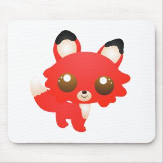 Fox Mouse Pad