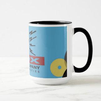 Fox Music  Company Logo Mug