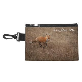 Fox on the Run; Customizable Accessory Bags