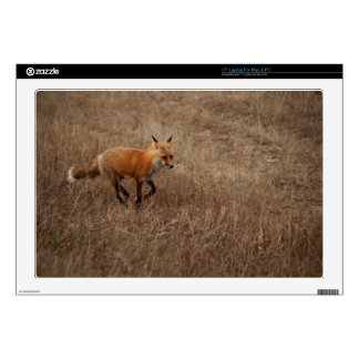 Fox on the Run Decal For Laptop