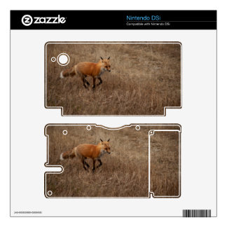 Fox on the Run Decals For The DSi