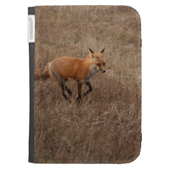 Fox on the Run Kindle Keyboard Case