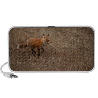 Fox on the Run Notebook Speaker