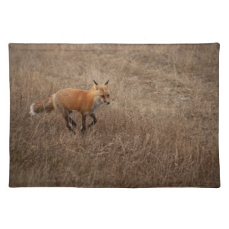 Fox on the Run Placemat
