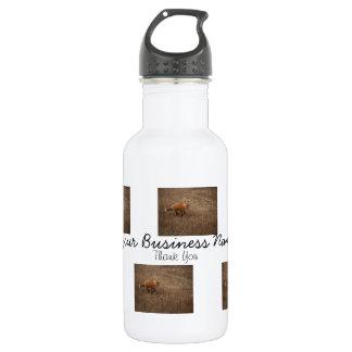 Fox on the Run; Promotional 18oz Water Bottle