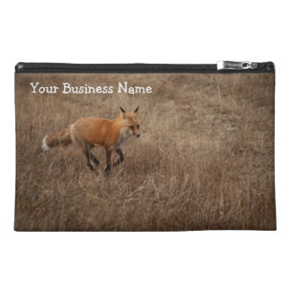 Fox on the Run; Promotional Travel Accessories Bag