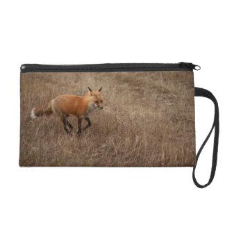 Fox on the Run Wristlet Clutches