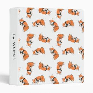Fox Patrol Binder