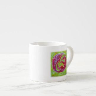 Fox. perezoso taza espresso