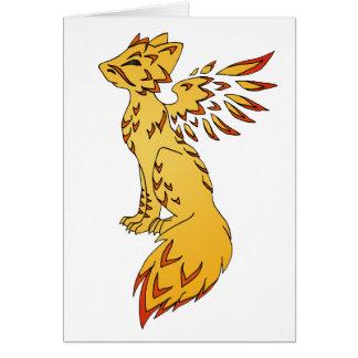 Fox Phoenix Card