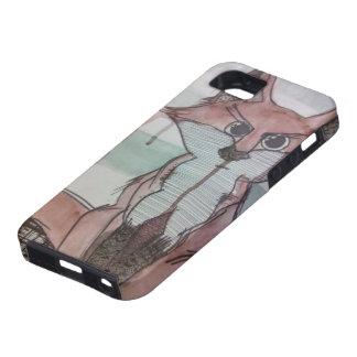 Fox Phone iPhone SE/5/5s Case