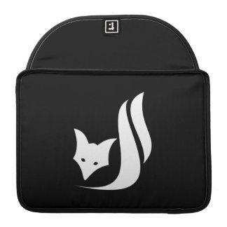 Fox Pictogram MacBook Pro Sleeve
