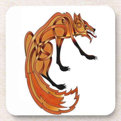 Fox Posavasos