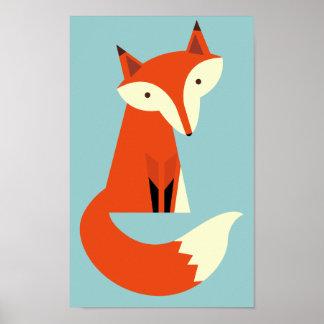 Fox Print