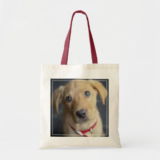 Fox Red Labrador Puppy Tote Bag