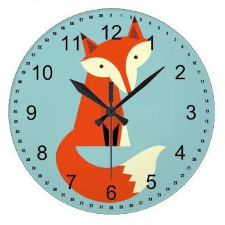 Fox Reloj Redondo Grande