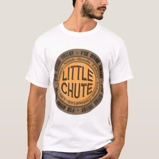 Fox River Valley - Orange Circle - Little Chute T-Shirt