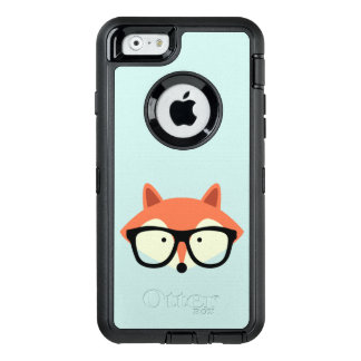Fox rojo del inconformista funda otterbox para iPhone 6/6s