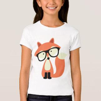 Fox rojo del inconformista lindo camisas