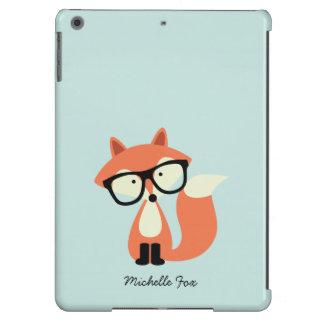 Fox rojo del inconformista lindo