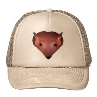 Fox rojo gorro de camionero