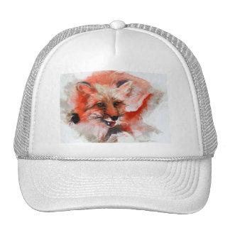 Fox rojo gorras de camionero