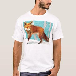 Fox rojo playera