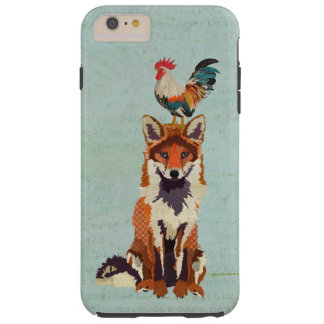 Fox & Rooster iPhone 6 case