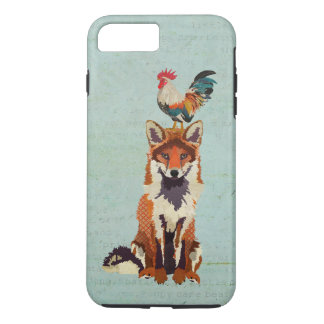 Fox & Rooster iPhone 7 case