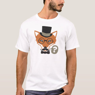 Fox Says What? T-Shirt