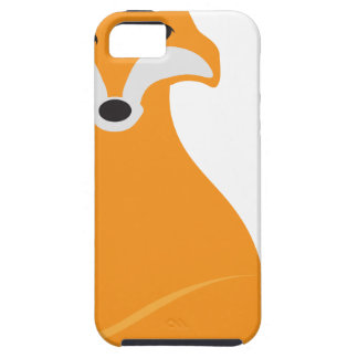 Fox Sitting Illustration iPhone SE/5/5s Case