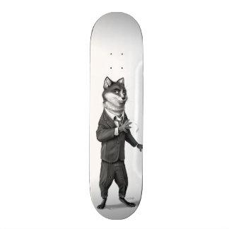 Fox Skateboard (Standing)